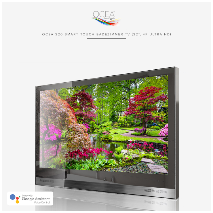 "Ocea 320 Smart Touch Badezimmer TV (32"", 4K Ultra HD)"