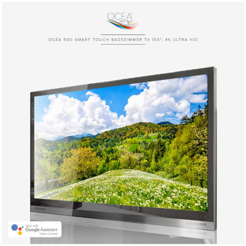 "Ocea 500 Smart Touch Badezimmer TV (50"", 4K Ultra HD)"