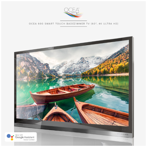 "Ocea 600 Smart Touch Badezimmer TV (50"", 4K Ultra HD)"