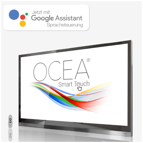 "Ocea 750 Smart Touch Badezimmer TV (75"", 4K Ultra HD)"